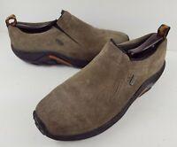 Merrell Gunsmoke Suede Jungle Moc Slip On Shoe, Men's Size 9.5
