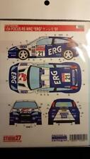 1/24 Ford Focus RS WRC ERG 2001 Studio 27 decal/Tamiya