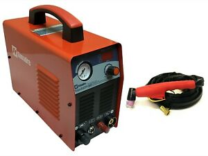 "Plasma Cutter Pilot Arc Digital 50A 110/220V 1/2"" Clean Cut Easy Simadre 50DP"