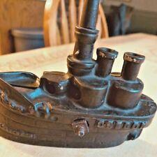 New ListingCast Iron Battleship Oregon Bank