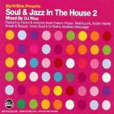 VA - Soul & Jazz in the House Vo... CD NEU OVP