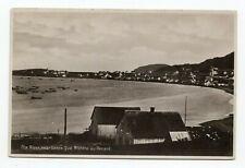 FOX RIVER Rivière au Renard Gaspésie Quebec 1928-32 L'Esperance - Novelty RPPC