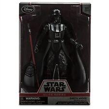 "Disney Store Darth Vader 7"" Star Wars Elite Series Die Cast Figure RETIRED"