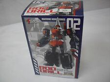 MACHINE ROBO 02 ROD DRILL  ACTION TOYS   A-23076  4895005020179
