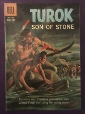 "TUROK SON OF STONE #21 ""THE WATER SEEKERS"" -  (6.5) 1960"