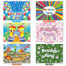 20x Kids Childrens Birthday Boys Girls Daughter Son Party Invites Invitations