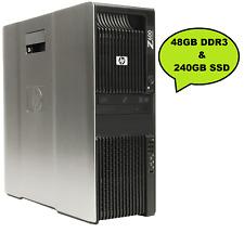 12 X 4GB Memory For HP Compaq Workstation Z620 /& Z820 48GB