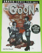 GRATIS COMIC tag 2011-THE GOON/da Eric Powell/crossxcult