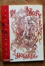 THE ARCANE EYE OF HOGARTH FANTAGRAPHICS VERY FINE + (A44)