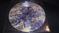 BOLT THROWER realm of chaos Lp vinyl PICTURE Unplayed MINT- EARACHE 1989