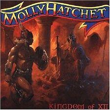 """MOLLY HATCHET """"KINGDOM OF XII"""" CD NEUWARE!!!!!!!!!!!"""