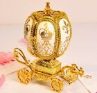 "* Golden Dance Egg Carving""I Will Always Love You""Music Box Birthday Gift"