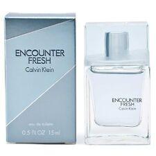 Calvin Klein Encounter Fresh miniature fragrance/mini perfume EDT 15ml