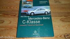 Alles über die Mercedes C Klasse Limousine W203 T Modell * Sportcoupe C 200
