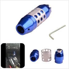Universal Aluminum Automatic Car Gear Stick Shift Shifter Lever Knob Blue Color