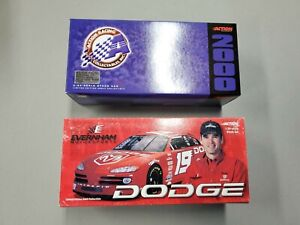 2000 Action  Dodge Show Car Intrepid R/T National Training Ctr. 1:24 Scale Boxed