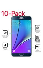 10Pack 9H Premium Real Tempered Glass Screen Protector for Samsung Galaxy Note 4