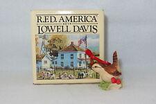 """Country Christmas"" 1989 Lowell Davis Ornament #223506 - Mib"
