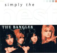 (CD) The Bangles - Simply The Best - Manic Monday, If She Knew What She Wants