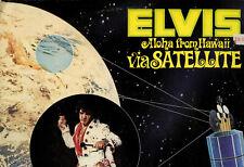 Elvis Presley GERMANY SR- 6089 Aloha From Hawaii Via Satellite EX/VG+
