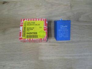 Danfoss Magentventil Spule 042N7508 Ersatzspule 24 V 9 Watt  K17/378