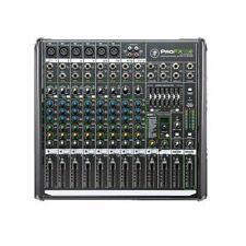 Mackie Pro Audio Mixers