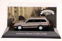 1:43 IXO Chevrolet Marajo 1.6 SLE 1989 Diecast Cars Models Christmas Gift