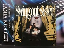 Swing Out Sister It's Better To Travel LP Album Vinyl Record OUTLP1 Pop 80's
