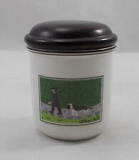 VILLEROY & ET BOCH DESIGN NAIF LAPLAU herbe Pot de stockage CHASSEUR 7cm BL008