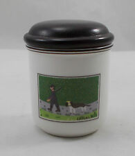 Villeroy & and Boch DESIGN NAIF LAPLAU herb storage jar Huntsman 7cm BL008
