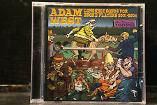 Adam West - Longshot Songs For Broke Players 200-2004