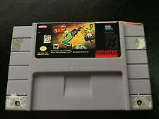 Earthworm Jim 2 (Super Nintendo Entertainment System, 1995) Cart Only Authentic