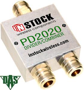 PD2020 - RF Power Divider, Combiner, Splitter (365)