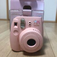 FUJIFILM INSTAX MINI 8 Instant Camera Polaroid Little twin stars Pink Cheki