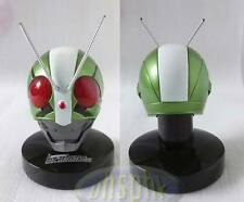 幪面超人Bandai Kamen Rider Masked Mask Head Collection The First #2 with light up