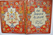 ** Rare ** Cecil Beaton An Indian Album First Edition in D/J 1945-6