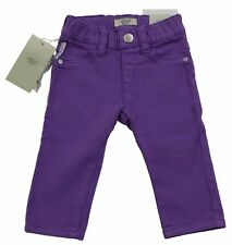 Armani Junior Filles Violet Jeggings 100% authentique LUXE Sz 2 yrs/94cm BNWT