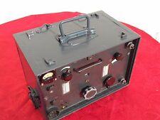 TORN EB WEHRMACHT WWII RADIO RECEIVER EMPFANGER TORNISTER E B TELEFUNKEN WW2