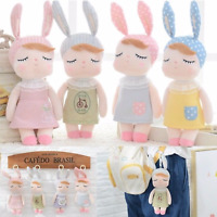Angela Rabbit Metoo Plush Toy Stuffed Doll Baby Birthday Gift Sleeping Dolls