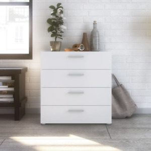 Porch & Den Angus Contemporary 4-drawer Engineered Wood Chest