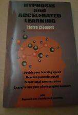 Hypnosis and Accelerated Learning, *** BRAND NEW *** Book, Pierre Clement