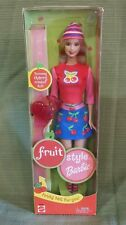 Barbie Fruit Style Barbie 2002 #B2989 in Excellent Condition w/Belt 4 you, *NRFB