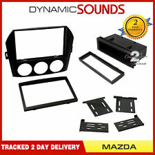 CT24MZ27 Stereo Double / Single Din Fascia Panel Adaptor For Mazda MX-5 Miata