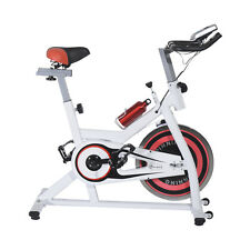 """41.3"""" Stationary Exercise Bike Indoor Bicycle Cycling Cardio Workout Home Gym"""