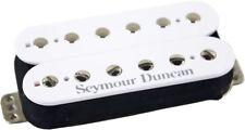 Seymour Duncan TB-PG-1b Pearly Gates Trembucker F-Spaced Bridge Pickup, White
