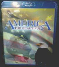 America The Beautiful Blue-ray Disc Featuring Ray Charles USA Landscape Images
