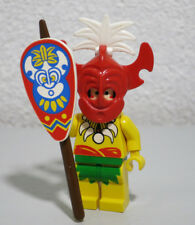 King Kahuka Islander 6256 6278 6292 6236 1788 Pirates LEGO Minifigure Figure