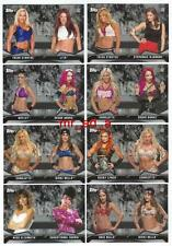 Rivalries Complete Set Topps WWE 2016 Divas Revolution Bayley/Banks/Lynch/Bella