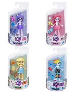 My Little Pony Equestria Girls Collection Minis Dolls Accessories -Pick 4 styles