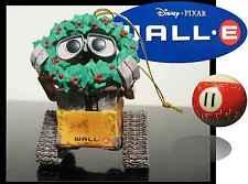 Rare Wall-e Wall E Robot Pixar Disney President GROLIER Christmas tree ornament